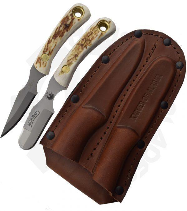 knives of alaska muskrat