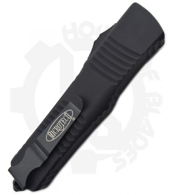 Microtech Combat Troodon D/E Black Std knife