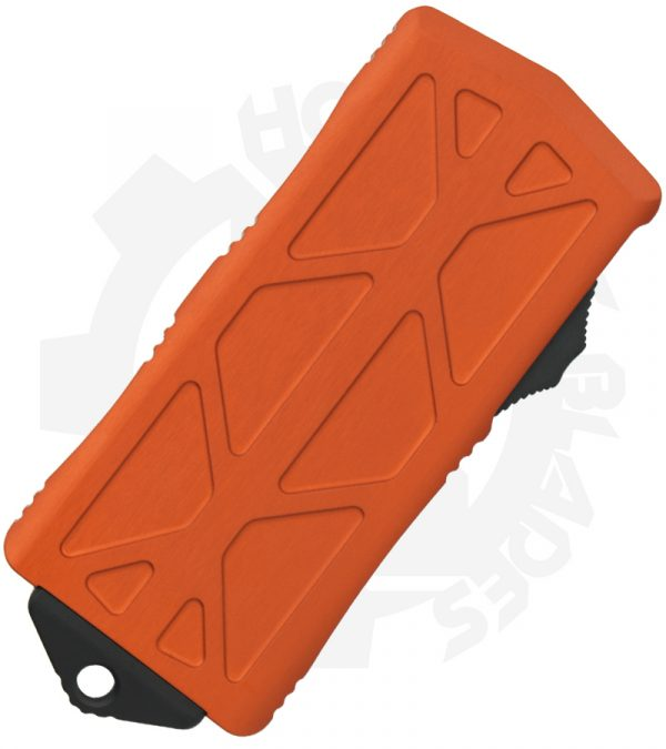 Microtech Exocet Black Standard 157-1OR