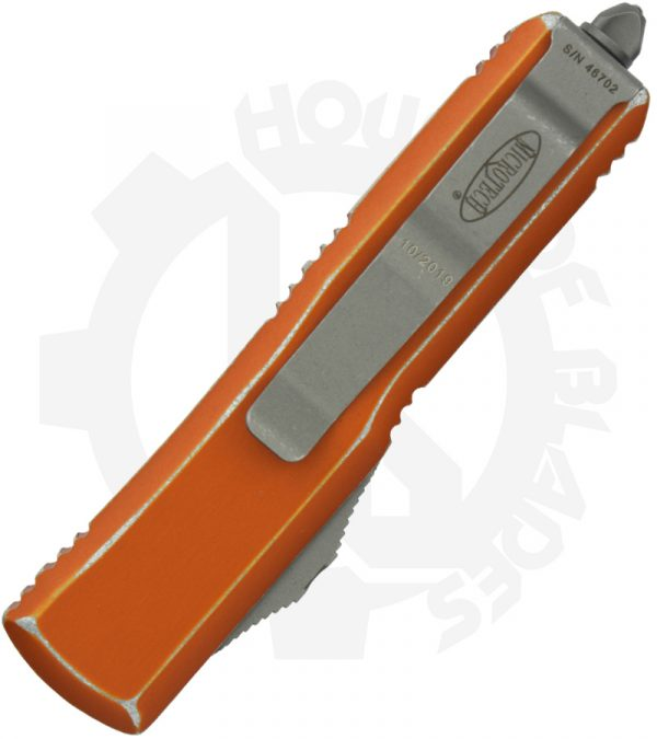 utx 85 orange microtech
