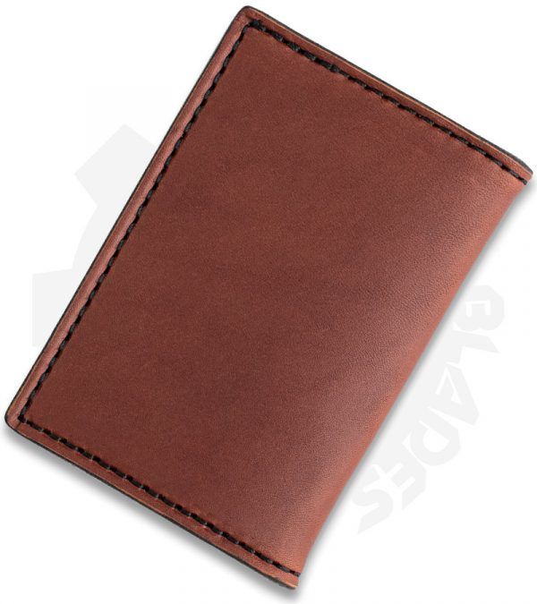 Leather Strop Wallet