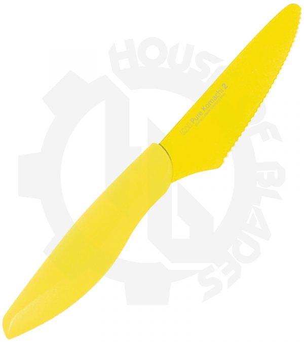 Kai Pure Komachi II 4 in. AB1277 - Yellow