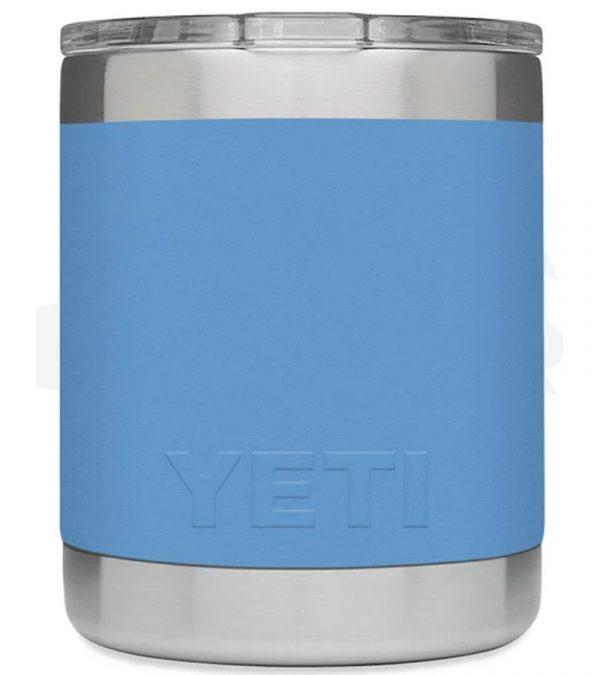 YETI Rambler Lowball YRAM10PB Pacific Blue