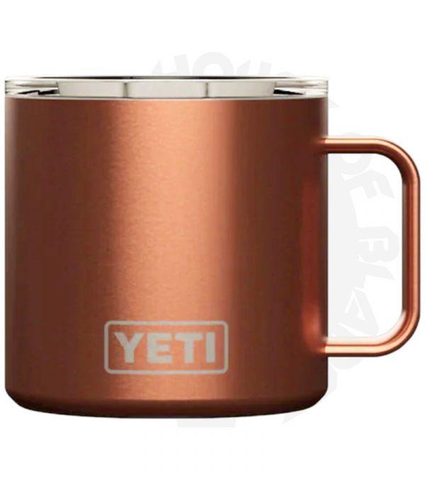 copper yeti mug
