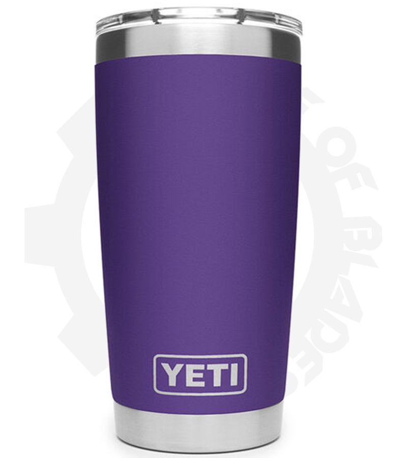 yeti rambler 20 oz purple