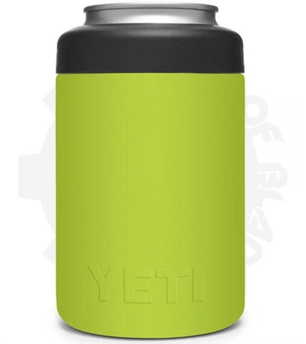 YETI Colster Can YRAMCOLCANCHARTS Chartreuse color