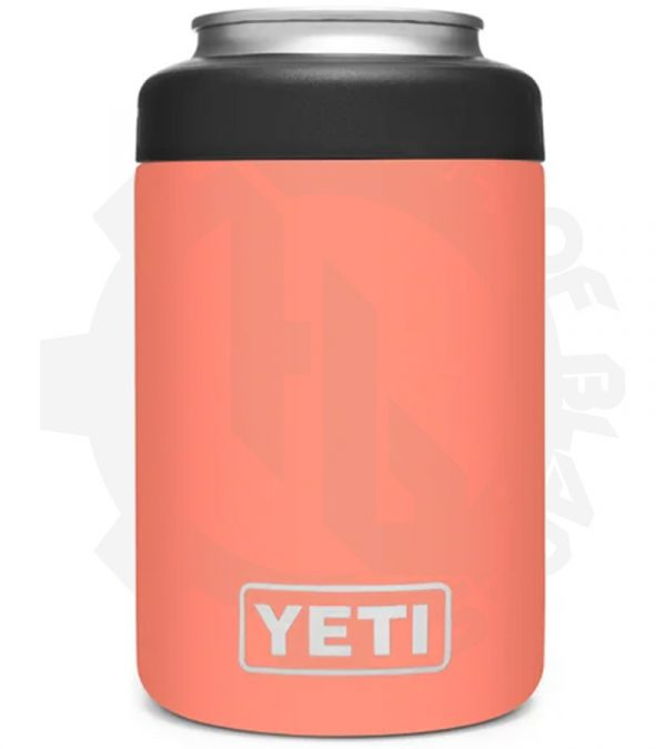 coral yeti colster